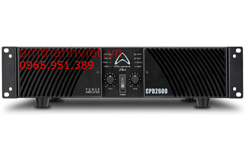 Công suất Wharfedale Pro CPD2600